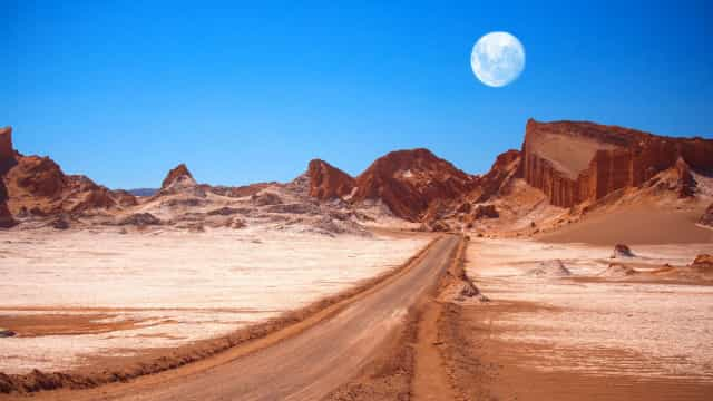 Locais mais remotos da Terra têm paisagens impressionantes