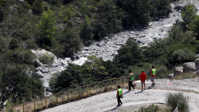 Número de mortos em enchente em parque na Itália sobe para 10