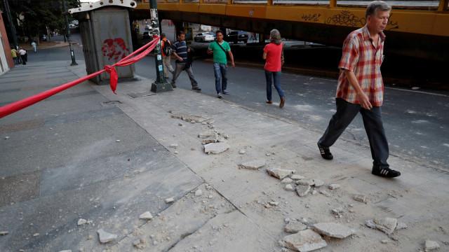 Terremoto atinge norte da Venezuela e é sentido no Brasil