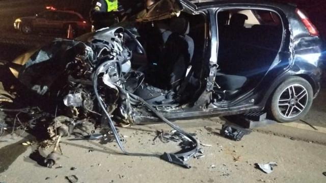 Acidente de trânsito deixa 4 mortos, 3 da mesma família, em MG