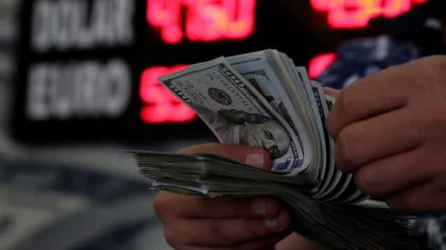 Câmbio para fim de 2018 sobe de R$ 3,83 para R$ 3,90, diz Focus do BC