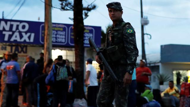 Clima de tensão deve manter Exército em Roraima
