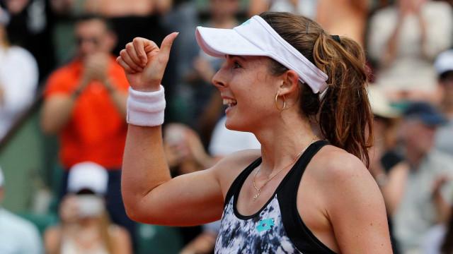 US Open se desculpa por advertência em tenista que tirou a blusa