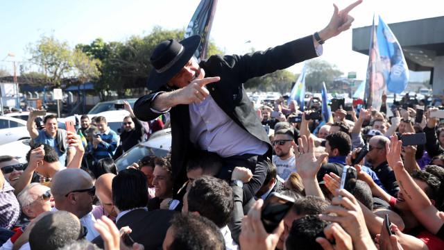 412 cidades que eram pró-PT migram para Bolsonaro