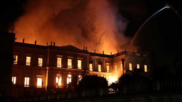 Incêndio do Museu é uma perda irrecuperável para a cultura , diz IBRAM