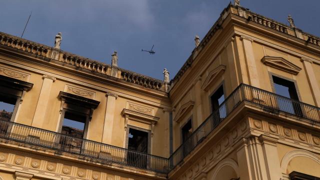 Parque Nacional da Tijuca doa peças para Museu Nacional