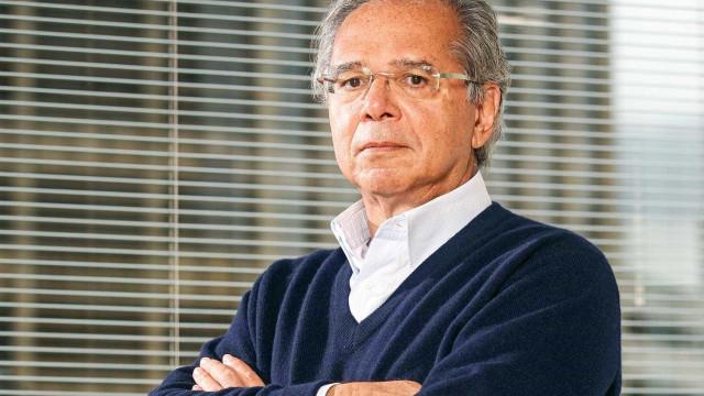 Paulo Guedes defende 'superpoderes' a partidos na Câmara