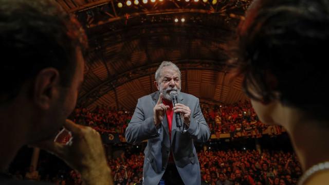 Pela 1ª vez, Lula deixa a prisão para depor em processo da Lava Jato