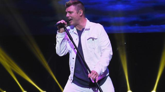 Nick Carter, dos Backstreet Boys, faz show em SP no próximo sábado