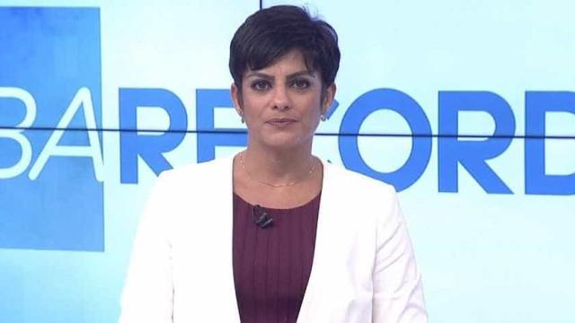 Apresentadora da Record é demitida após dizer que voltaria para a Globo