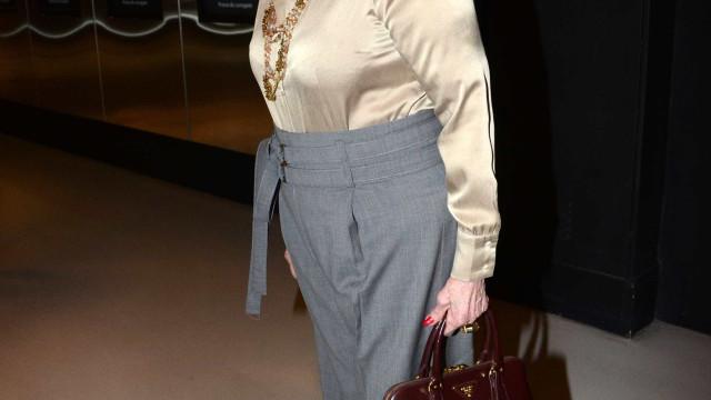 Uma grande dama no teatro, Beatriz Segall marcou por elegância e humor