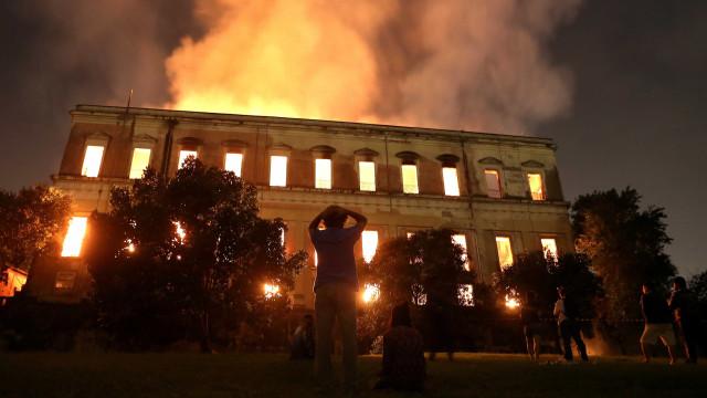 Museu Nacional: risco de incêndio foi denunciado duas vezes ao MP