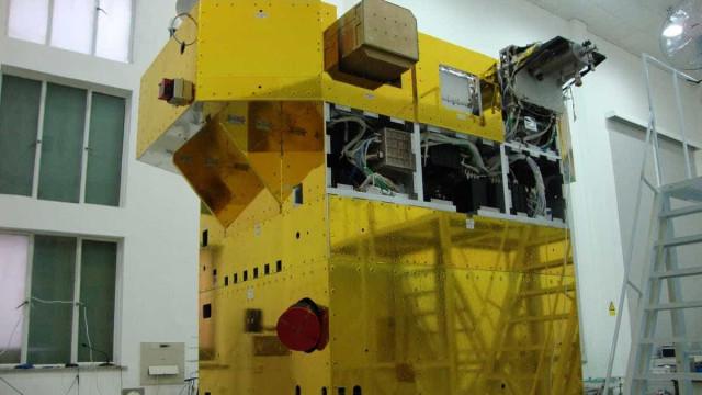 Brasil e China anunciam lançamento do satélite Cbers-4A em 2019