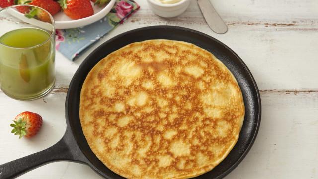 Aprenda a fazer pão de queijo de frigideira