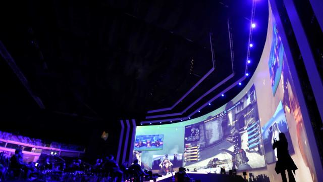 Cenários em tamanho real colocam público dentro dos jogos na Game XP
