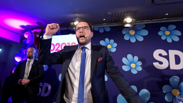 Extrema direita avança, mas perde eleições na Suécia