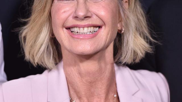 Olivia Newton-John luta está na batalha contra o câncer pela 3ª vez