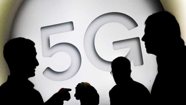 EUA tentam despontar na corrida do 5G contra a China