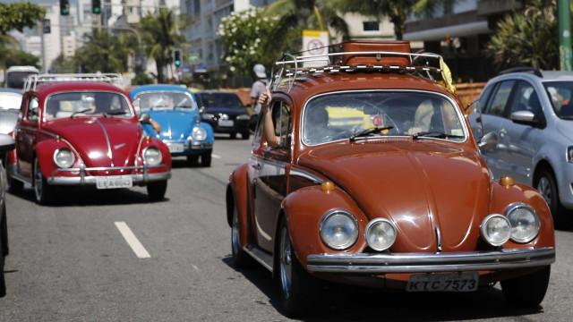 Ícone do design retrô, Fusca tem fim anunciado pela Volkswagen