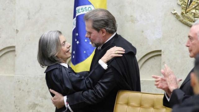 Cármen Lúcia será relatora de investigação sobre Gleisi Hoffmann