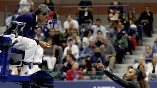 Serena diz que não recebeu instruções e volta a pedir igualdade