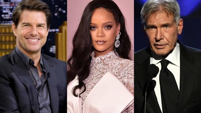 Fobias: veja os famosos que admitiram ter medos irracionais