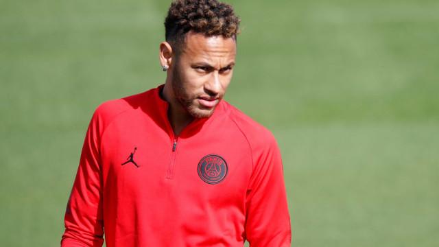 Neymar declara apoio a Romário, candidato a governador do RJ