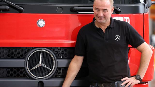Presidente da Mercedes teme cenário eleitoral