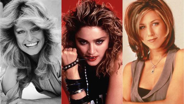 Cabelo: os looks das celebridades que marcaram épocas