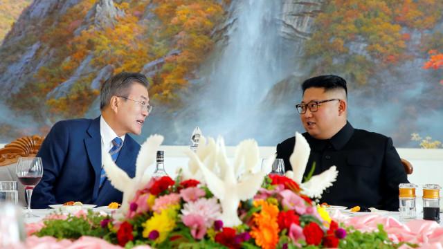 Coreias do Sul e do Norte anunciam candidatura para os Jogos de 2032