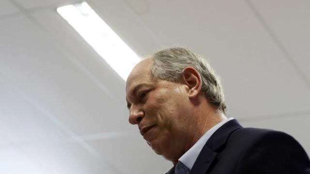 'Nem a pau, diz Ciro sobre apoio a Haddad em eventual 2º turno