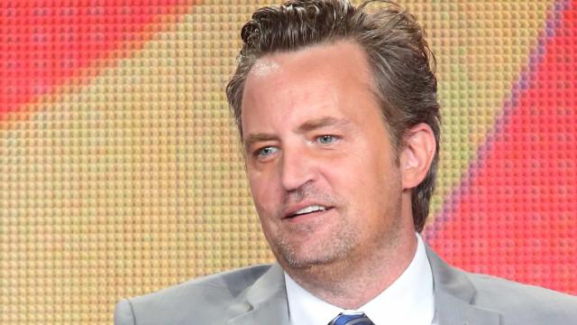 Ator de 'Friends' tem alta após passar três meses no hospital
