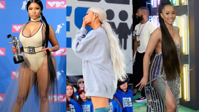 Rapunzel: cabelo super longo é tendência em Hollywood