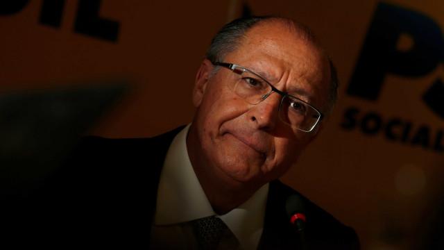 FHC se reuniu com Alckmin antes de carta em que pede união do centro