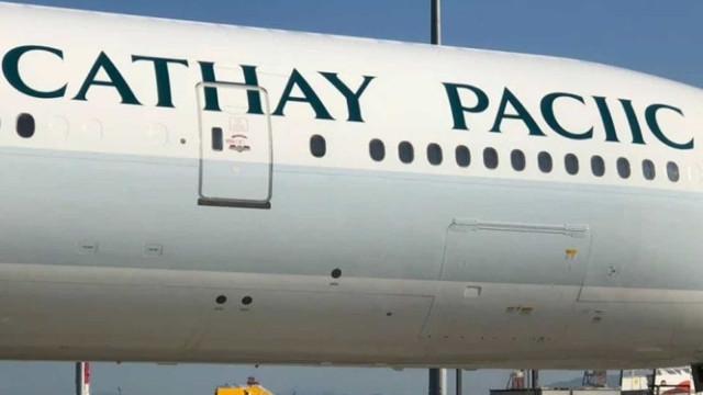 Companhia aérea erra o próprio nome em pintura de avião