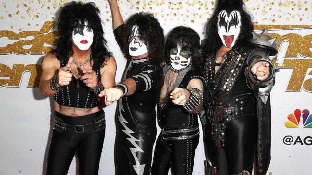 Após 45 anos de carreira, Kiss anuncia aposentadoria