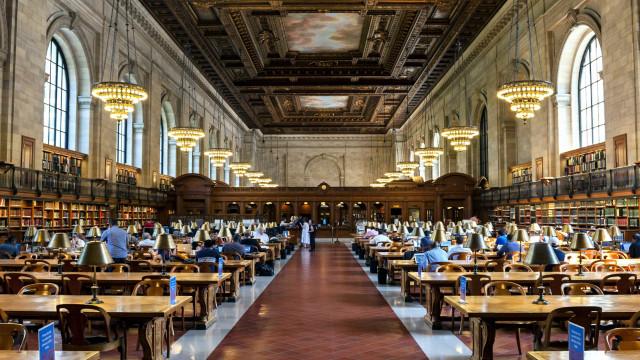 Biblioteca de NY leva clássicos da literatura ao Instagram