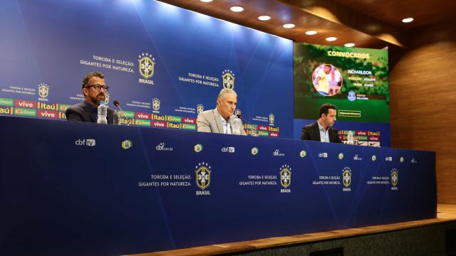 Tite convoca seleção brasileira com volta de Jesus e outras novidades