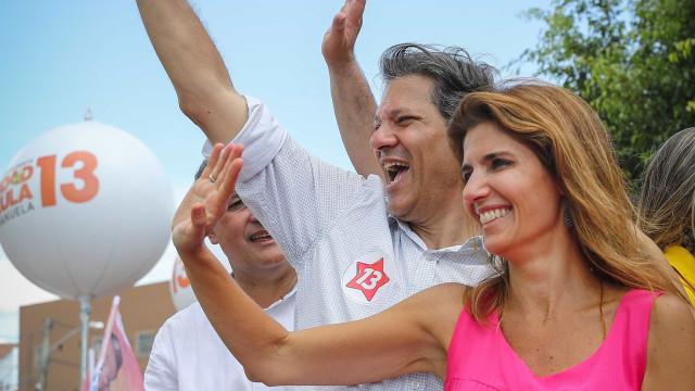Saiba quem são os cônjuges dos candidatos à Presidência da República