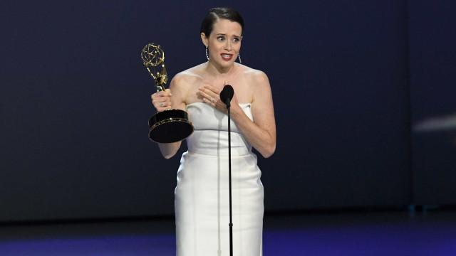 Após ganhar Emmy, Claire Foy foi barrada em festa do evento