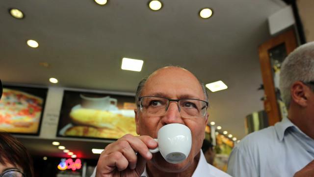 'Haddad não deu conta de São Paulo, vai dar do Brasil?', diz Alckmin