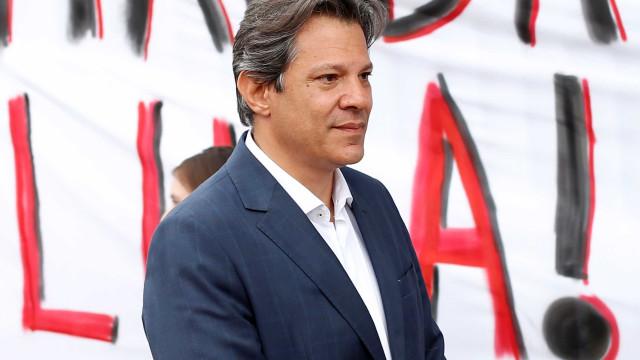Lula pede ao TRF-4 para gravar mensagens de apoio a Haddad