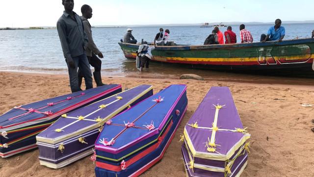 Número de mortos em naufrágio na Tanzânia sobe para 224