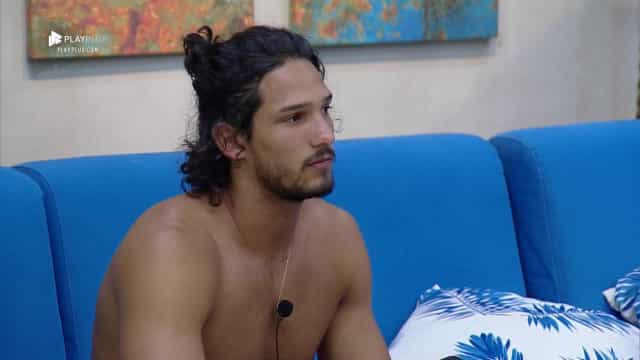 Filho de Claudio Zoli está na reabilitação, revela irmão em 'A Fazenda'