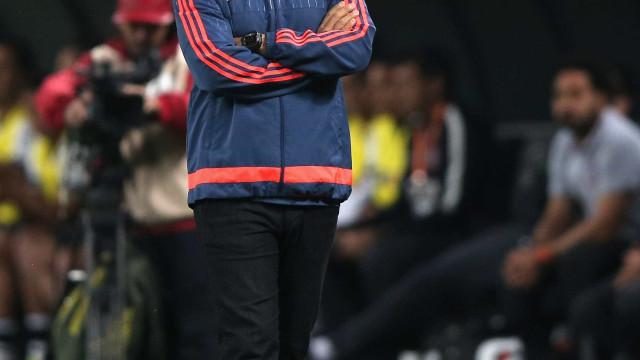 Eduardo Baptista pede demissão e deixa o comando do Sport