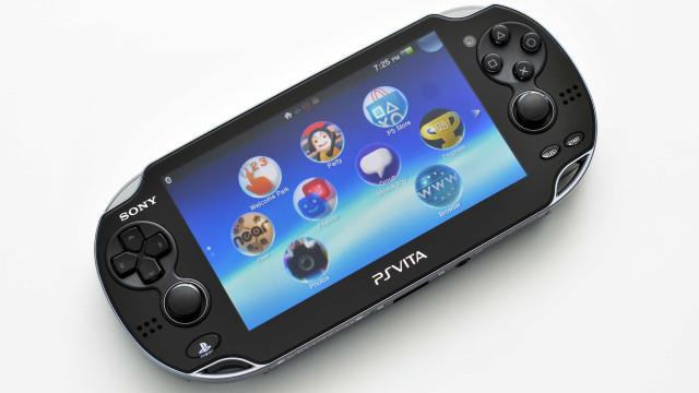Sony acaba com produção do PS Vita no Japão
