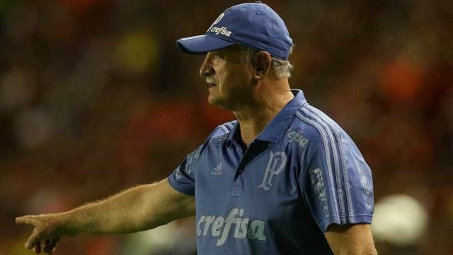 Felipão recupera jogadores 'esquecidos' no elenco do Palmeiras