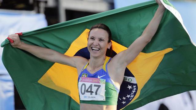 COI contesta uso de imagens de Olimpíada na campanha de Maurren
