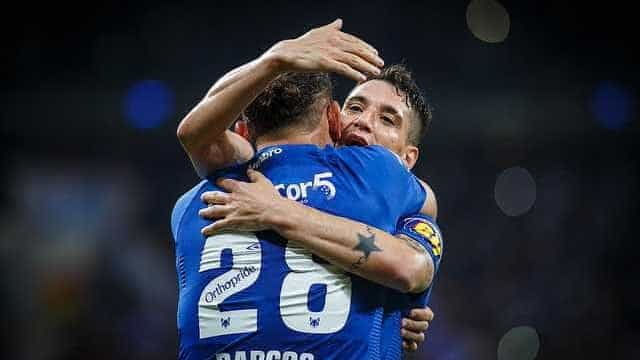 Barcos marca contra o ex-time e Cruzeiro tentará o bi da Copa do Brasil