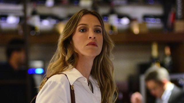 De mudança para Portugal, Luana Piovani se emociona ao fazer as malas